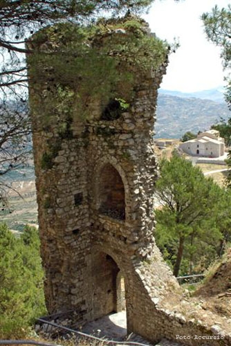 Il Castello Sibilla o Luna - Caltabellotta (3087 clic)