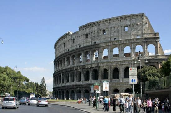 Colosseo - Roma (2749 clic)