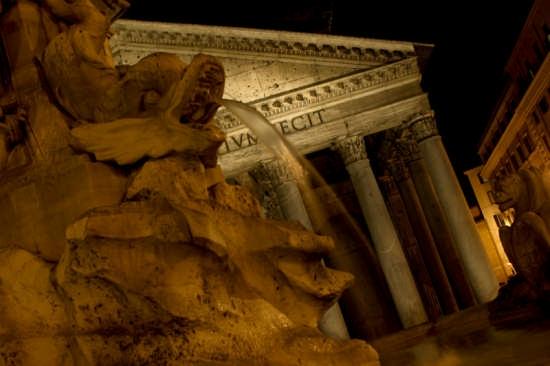 Pantheon - Roma (2318 clic)