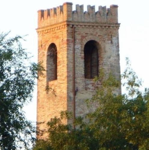 Torre millenaria di DESE - Tessera (3090 clic)