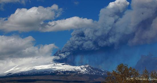Vulcano Etna. (1983 clic)