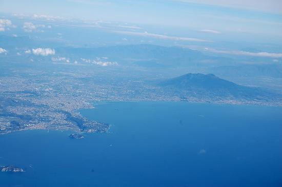 Napoli e il Vesuvio (4635 clic)