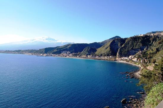 Baia di Taormina - TAORMINA - inserita il 22-May-12