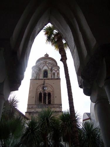 Particolare della Cattedrale di Amalfi (2961 clic)
