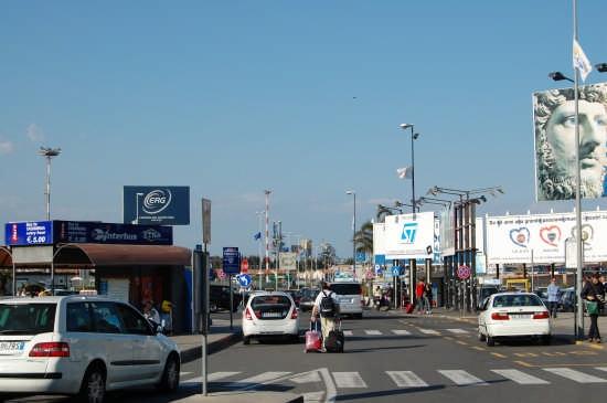 Catania.Aeroporto di fontanarossa (5252 clic)