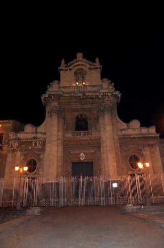 Chiesa in Piazza Carlo Alberto - Catania (2353 clic)