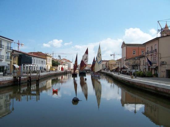 Barche storiche - Cesenatico (3824 clic)