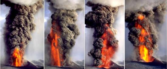 Etna in eruzione (7737 clic)