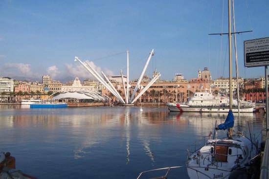 Genova. Il porto (3348 clic)
