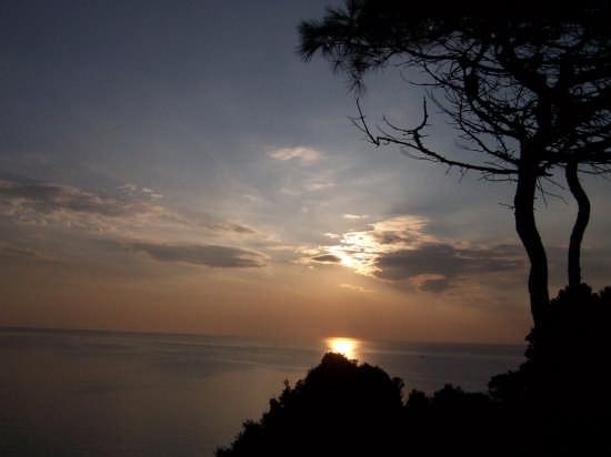 Tramonto - Ischia (3059 clic)