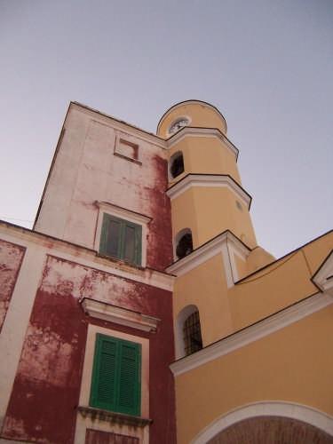 S.Angelo.Torre dell'orologio - Ischia (3353 clic)
