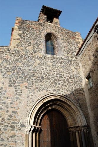 Maniace. Cappella del castello (3132 clic)