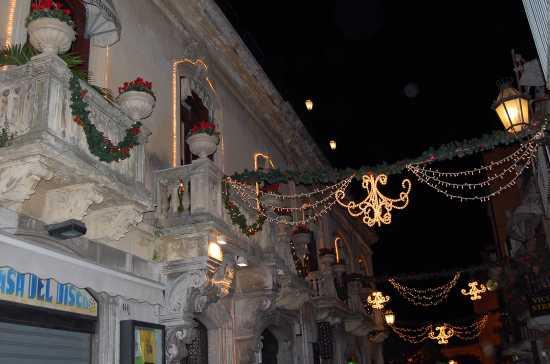 Natale a Taormina - Messina (3250 clic)
