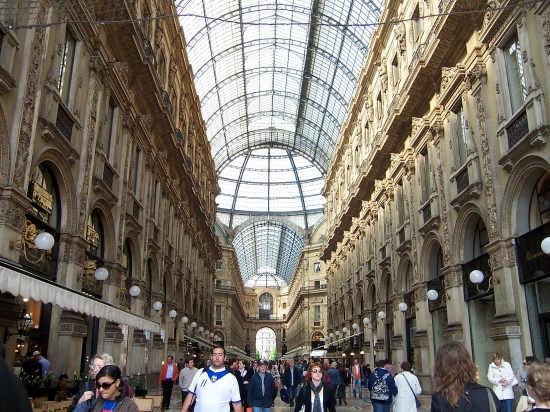 Milano. galleria (2449 clic)