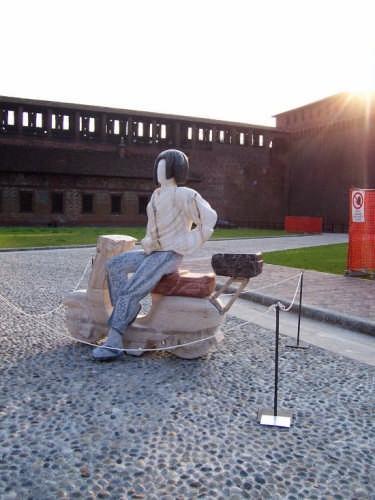 Milano. Castello Sforza. (2189 clic)
