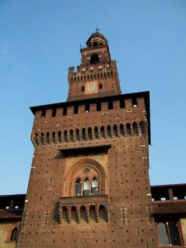 Milano. Castello Sforza. (2220 clic)