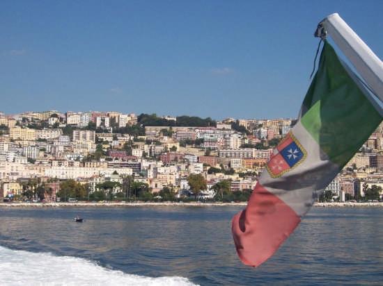 Napoli. Vista di Mergellina (8084 clic)