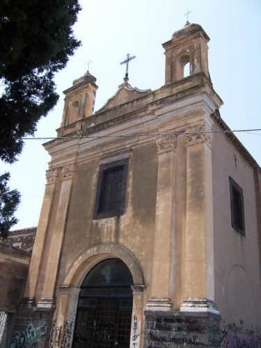 Paterno'. Chiesa S. Maria delle Grazie - Paternò (4270 clic)