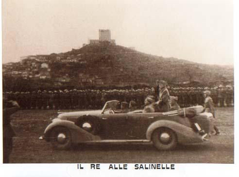 Paterno' . Il re alle Salinelle - PATERNÒ - inserita il 07-Jan-10