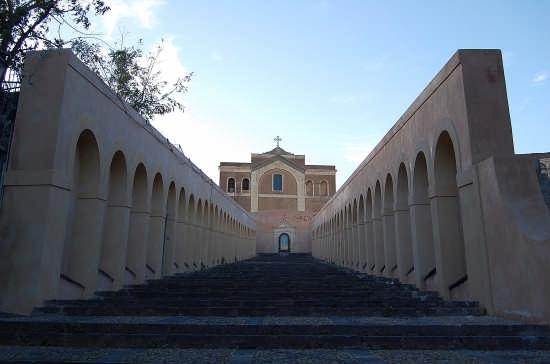La Matrice .Gradinata settecentesca - Paternò (3968 clic)