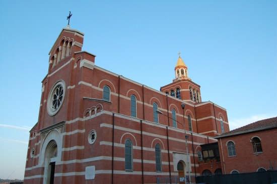Santuario Maria S.S. della Consolazione. - PATERNÒ - inserita il 27-Oct-07