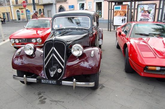 Auto epoca - Paternò (3248 clic)