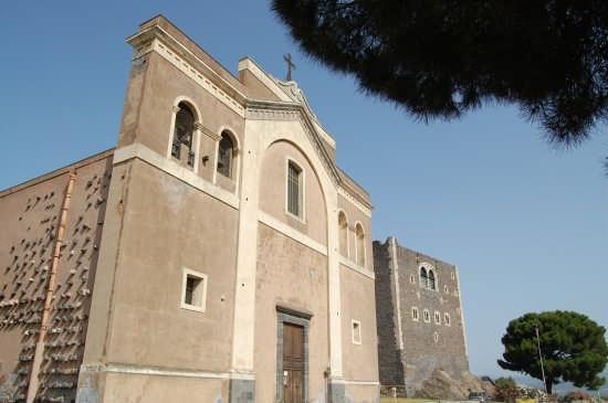 Matrice e Castello Normanno. - Paternò (5707 clic)