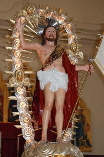 Cristo risorto. - Paternò (4995 clic)