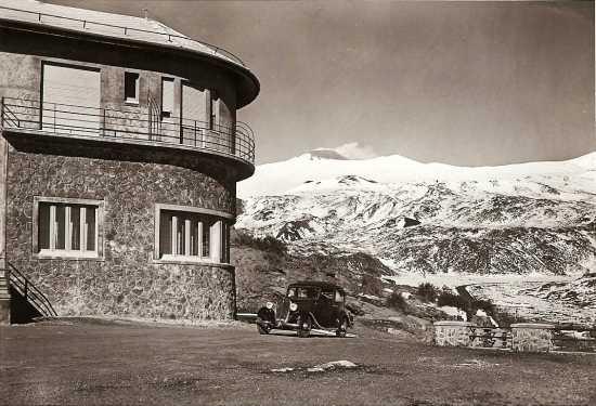 Grande Albergo dell'Etna . Anni 50 - Ragalna (7377 clic)