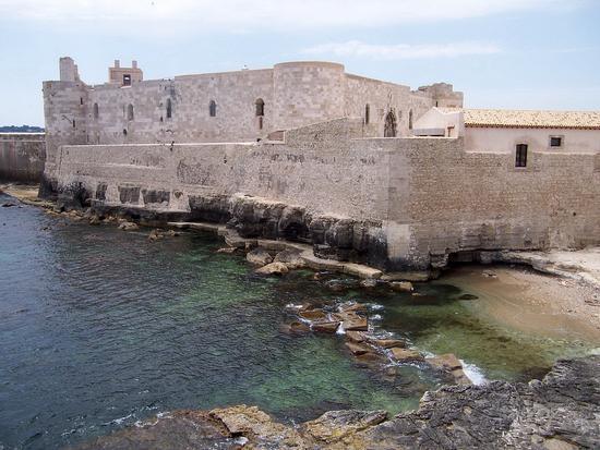 Castello federiciano - Siracusa (3310 clic)