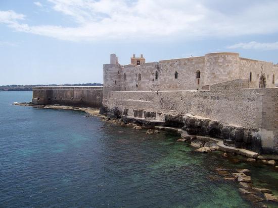 Siracusa. Castello di Maniace (4507 clic)