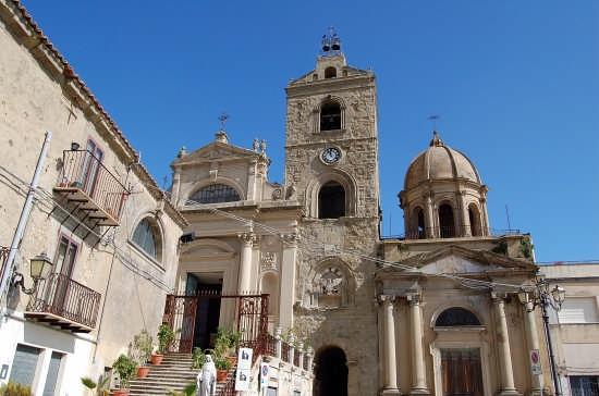 Troina . La Cattedrale (5218 clic)