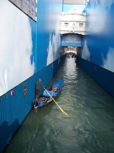 Venezia . Ponte dei sospiri (3025 clic)