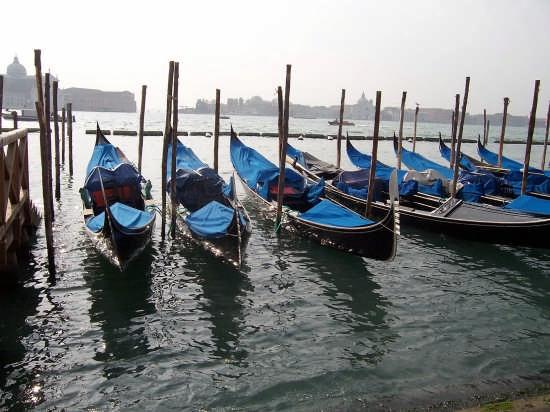 Gondole - Venezia (3188 clic)