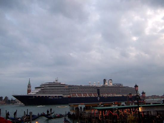 Canal Grande - Venezia (2205 clic)