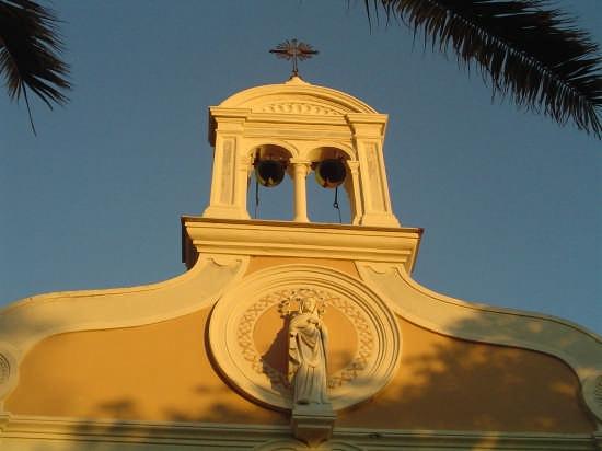 Chiesetta di S. Maria Vergine - Bogliasco (2635 clic)