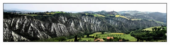 Calanchi - Castignano (2272 clic)