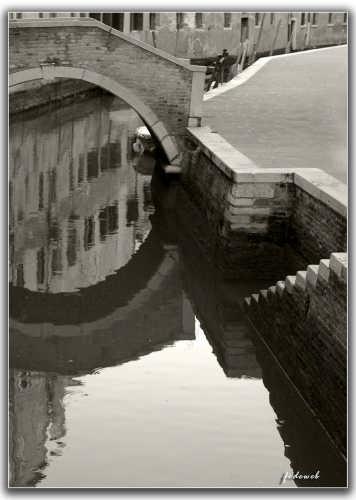 riflessi - Venezia (1908 clic)