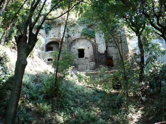 Villa di Manlio Volpisco. Villa Gregoriana C.C. - Tivoli (2221 clic)