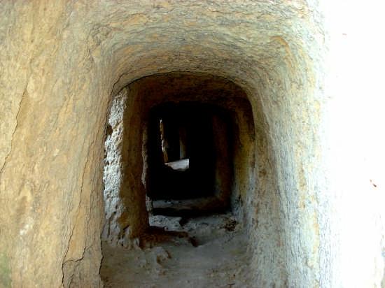 tunnel di Miollis 1 C.C. - Tivoli (1814 clic)