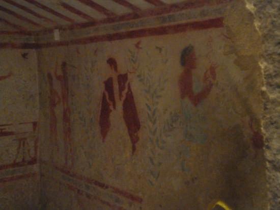 tomba Claudio Bettini 5513 C.C. - Tarquinia (3278 clic)
