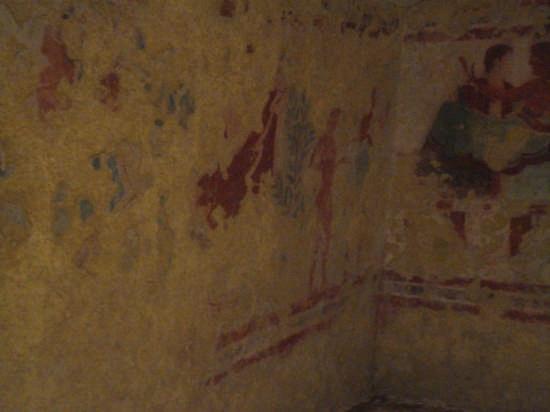 tomba Claudio Bettini 5513 C.C. - Tarquinia (2924 clic)