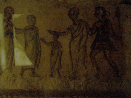 tomba 5636 C.C. - Tarquinia (2648 clic)
