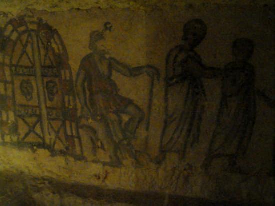 tomba 5636 C.C. - Tarquinia (2518 clic)