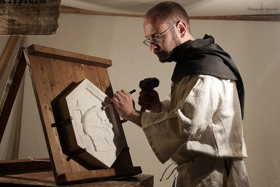 Maestri Medievali @ Rocca San Felice (581 clic)