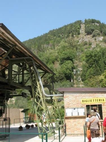 Cabinovia Gubbio-Sant'Ubaldo (3541 clic)