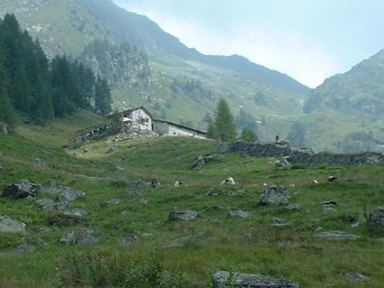 rifugio alpino - Carcoforo (2985 clic)