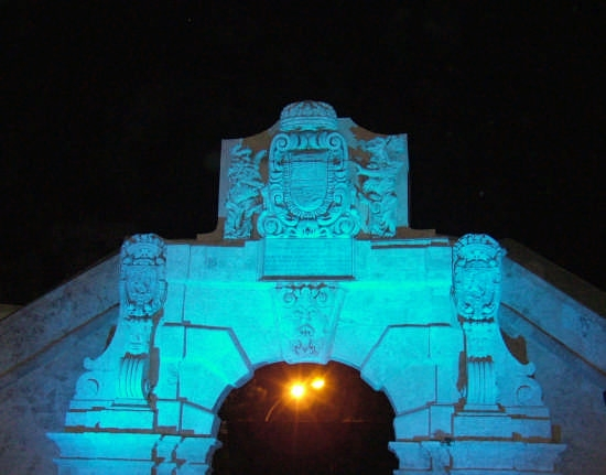 Augusta - Porta di terra (Spagnola) (3556 clic)