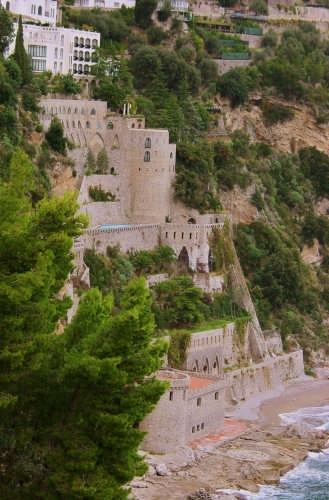 saraceno - Amalfi (3096 clic)
