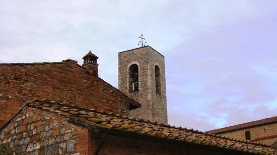 .... i tetti.... e le torri... - San gimignano (1498 clic)